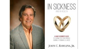 john rawlins and book cover