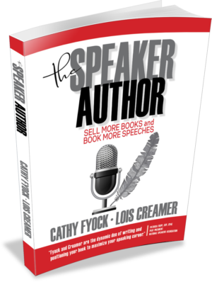 The Speaker Author book cover